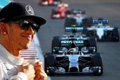 Nico Rosberg wins F1 title as Lewis Hamilton wins in Abu Dhabi