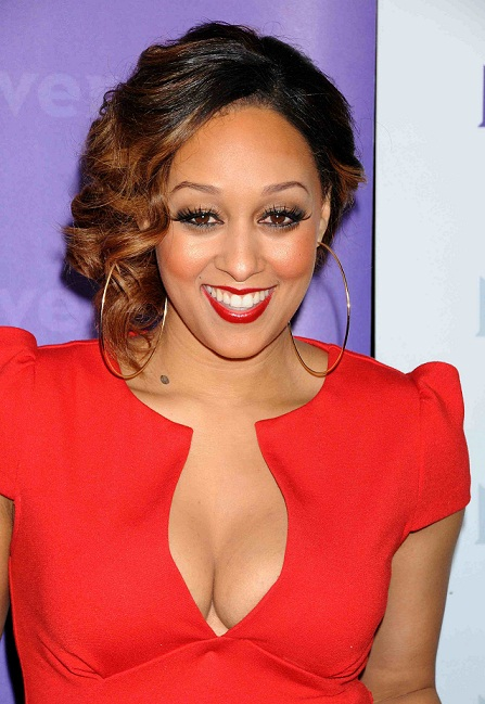 Tia Mowry at St. Jude Children's Research Hospital 50th Anniversary Benefit Gala at the Beverly Hilton Hotel - Beverly Hills, California January 7, 2012.