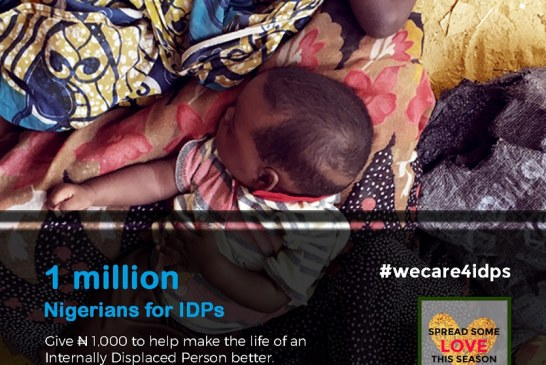 WeCare4IDPs Initiative rallies Nigerians to raise support for Internally Displaced Persons