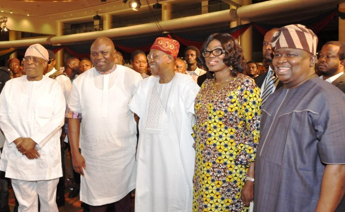 Ambode plans to use Arts and Entertainment to overcome recession