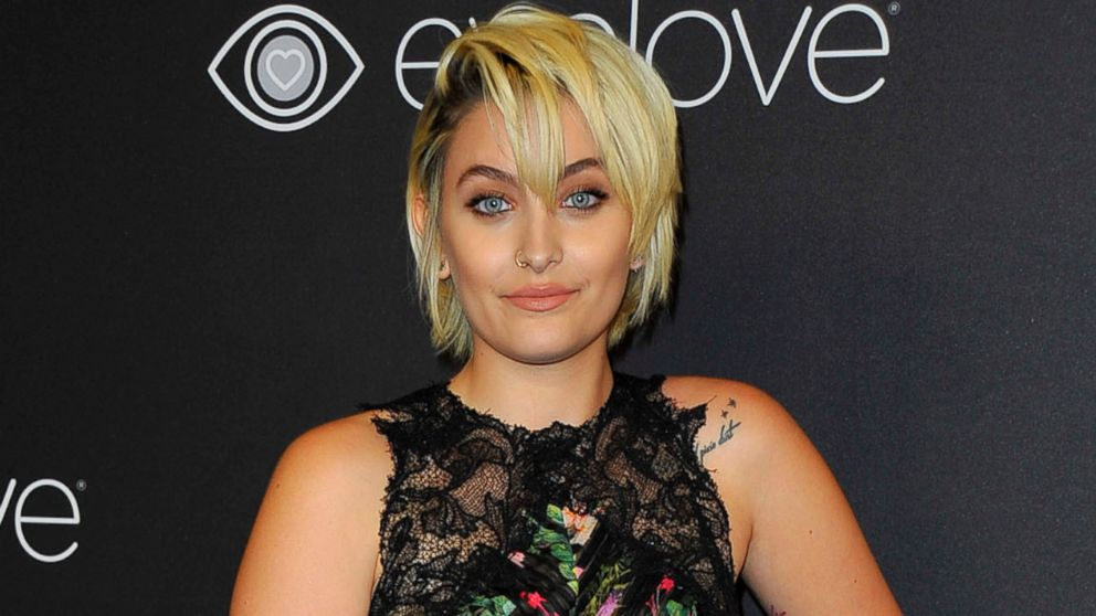 Micheal Jackson's only daughter Paris Jackson Glams on the cover of Rolling stone Magazine