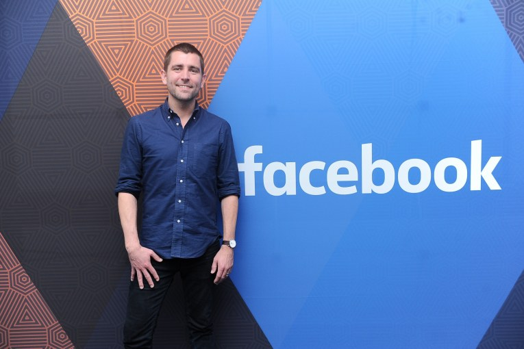 Chris Cox, Chief Product Officer at Facebook