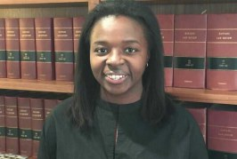Nigerian student becomes first black female president of Harvard Law Review