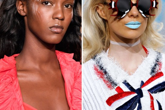 The Daring Beauty Looks You Need to See from the NYFW Fall 2017 Runways