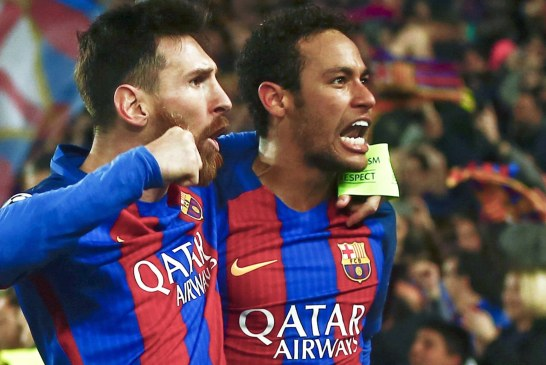 TRENDING: How FC Barca Massacre PSG in A Miraculous and Historic Winning