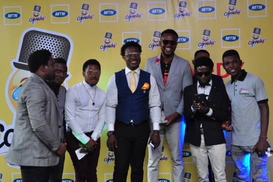 Jokes unlimited as MTN launched a unique digital comedy platform