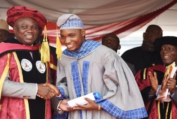 Ambode offers instant employment to LASPOTECH student