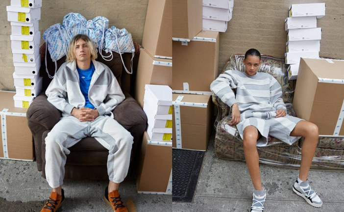 Alexander Wang Collaborate with Adidas
