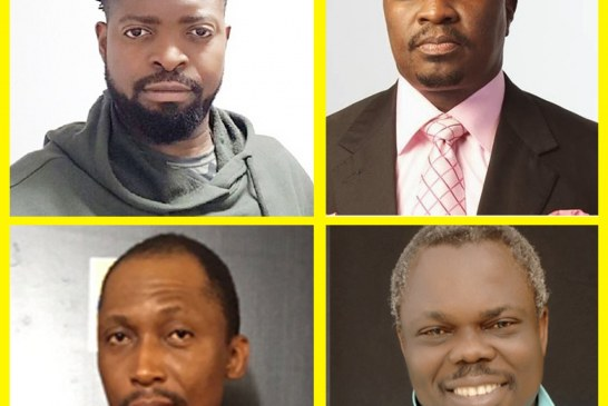 Ali Baba, Basketmouth, Opa Williams, Frank Donga lead Nigerian comedians to neclive on April 26