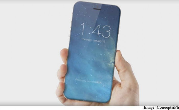 iPhone 8 to Sport 5.8-Inch OLED Display