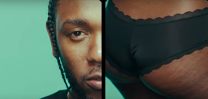 Kendrick Lamar released a New Song Praising Stretch Marks