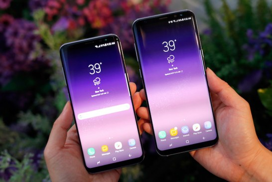 Samsung returns and debuts the new Galaxy S8 flagship smartphones