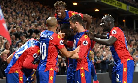 Crystal Palace crushed Arsenal in 3-0 defeat
