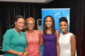 Photos: Union Bank Celebrates Somkhele Idhalama, Kene Rapu, Lola Masha, Mfon Ekpo, Others at the Leading Ladies Africa 100 Women Gala