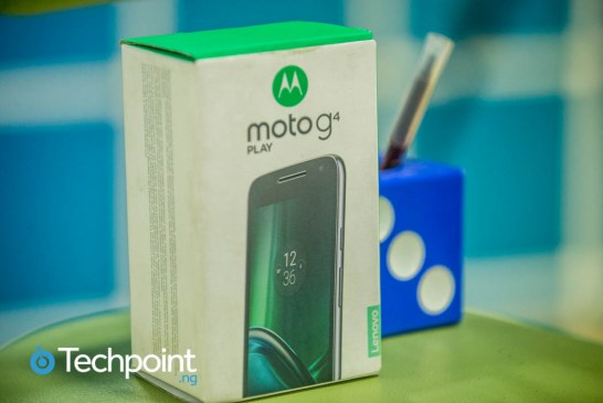 Motorola Moto G4 Play; Unboxing and First Impressions