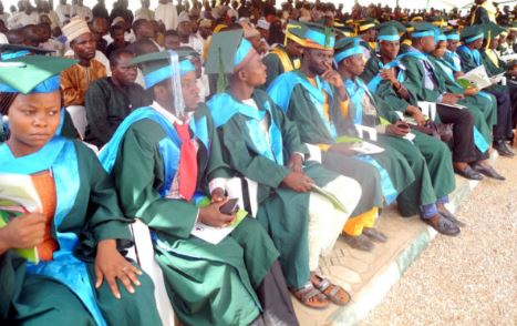 7 First Class as FUKashere Graduates 309 Students