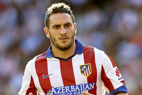 Atletico star player Koke robbed at gunpoint