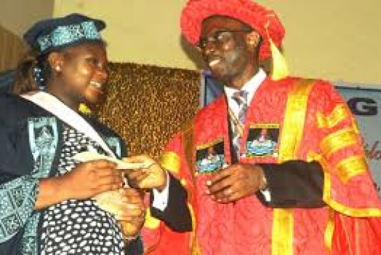 LASU best graduating student puts to bed few hours after convocation