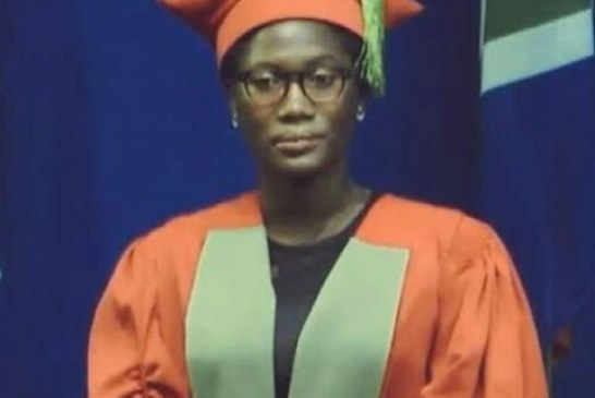 Meet 29-year-old Nigerian with PhD in Nuclear Physics