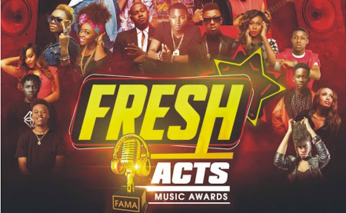 Fresh Acts Music Awards is Here