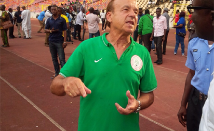 Rohr declares strategy for Corsica