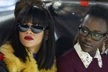 Rihanna and Lupita Nyong'o Will Actually Star in a Scammer Movie Directed by Ava DuVernay