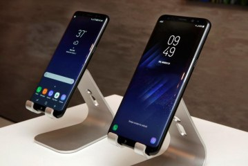 Samsung Responds To Discovery That Galaxy S8's Iris Scanner Can Be Tricked By A Photo