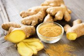 Ginger has incredible stimulant and healing qualities for Hair Growth.