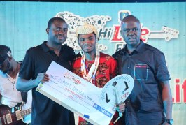 Chibest David wins Hi-Life Fest competition, expresses gratitude to Life Continental Beer