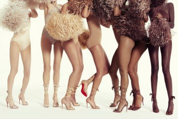 Christian Louboutin Launched High Heel Sandals for a Range of Skin Tones