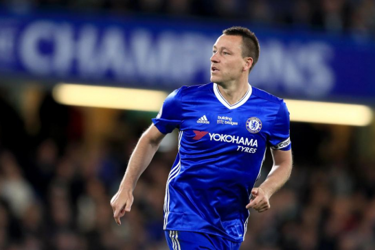 John Terry sets to leave for Aston Villa this summer