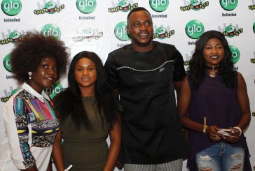 PICTURES: Glo Laffta Fest in Abeokuta
