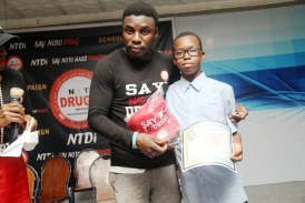 "No To Drugs Initiative (NTDI)drops ""Say no to drugs"" video"
