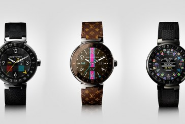 Louis Vuitton Is Launching a Super Luxurious Smartwatch