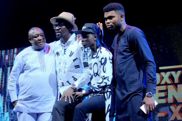 MC Miracle, Maleke, Kenny Blaq, Omobaba