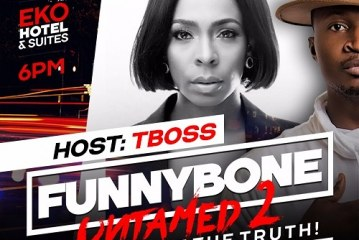"""Tboss and Bassey to Host """"Funnybone Untamed 2"""""""