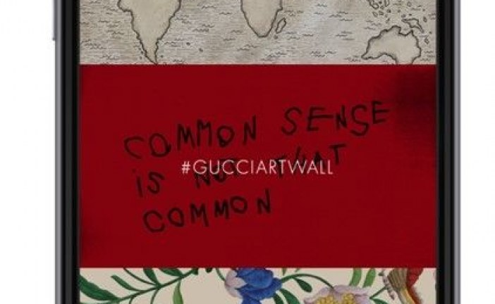 Gucci is Launching a Travel App