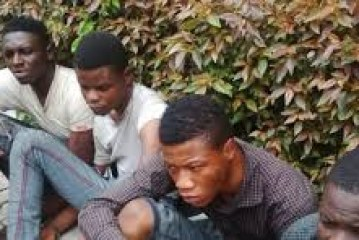 5 Adeyemi College of Education students apprehended for gang-rape