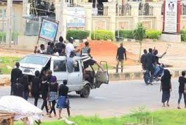 UNIOSUN students in violent protest over incessant missing students