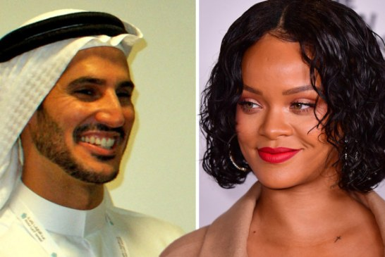 "Rihanna and Hassan Jameel Have Been ""Hooking Up"" For Months"