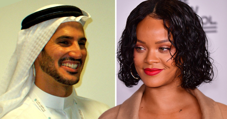 Rihanna and Hassan Jameel Have Been
