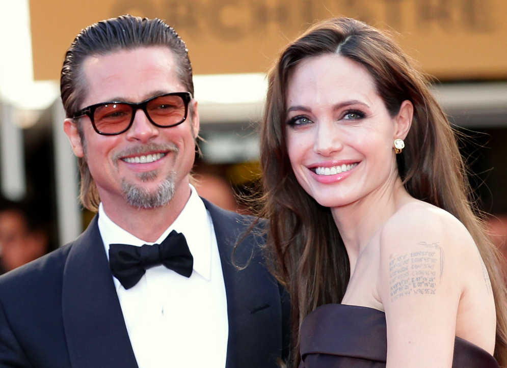 Brad Pitt and Angelina Jolie Reportedly Put Their Divorce On Hold