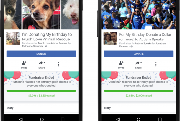 Facebook records over 45 million birthday wishes daily, launches birthday fundraising and video options