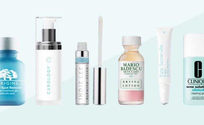Acne-Fighting Ingredients You Need To Use Now