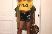 Beyoncé Wears A Crop Top and Short Less Than Two Months After Having Twins