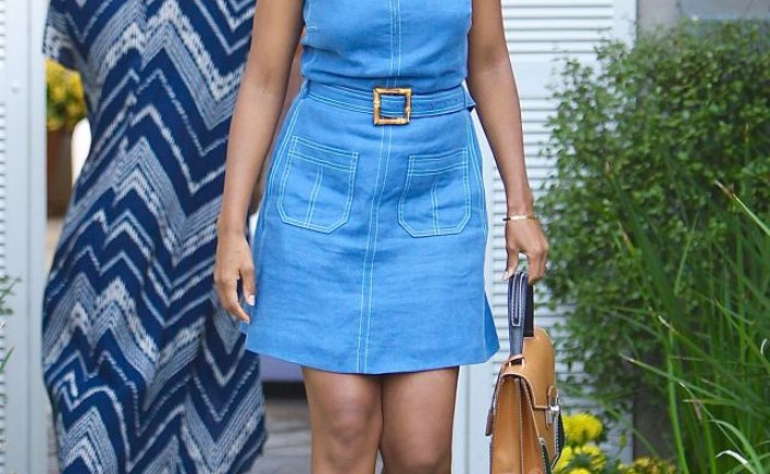 Kerry Washington steps out with voluminous natural hair