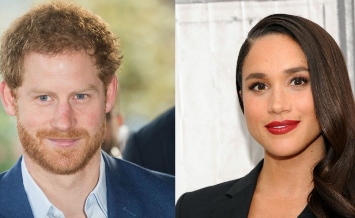 Prince Harry and Meghan Markle Wear Matching Outfits On African Safari Getaway