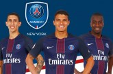 Emirates to sponsor PSG until 2019