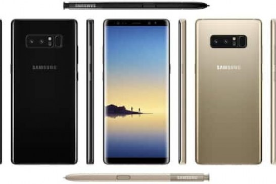 Samsung Galaxy Note 8 announced live details from launch
