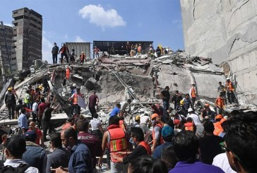 Over  200 people died after 7.1 magnitude earthquake strikes Mexico
